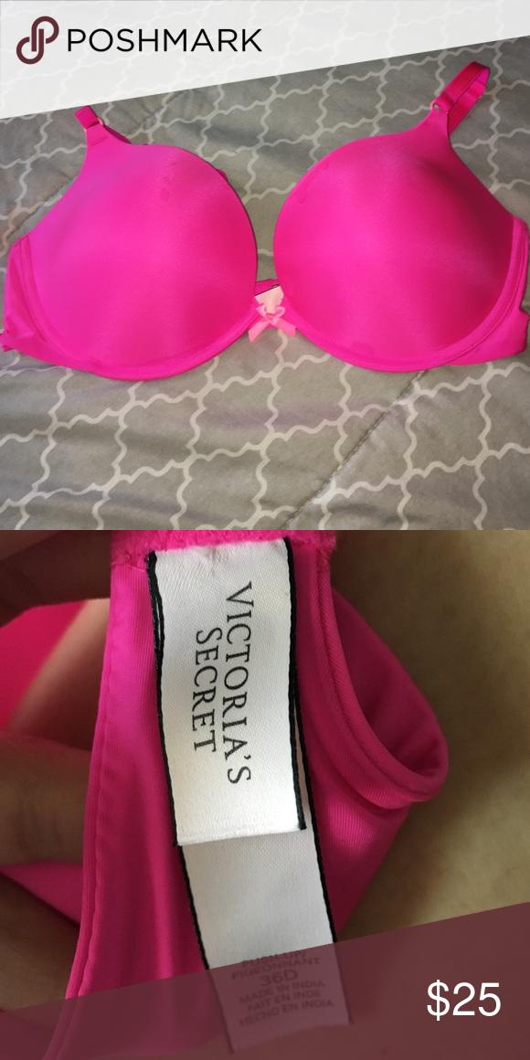 Victoria's Secret bra Pretty pink vs bra NWOT Victoria's Secret Intimates & Sleepwear Bras