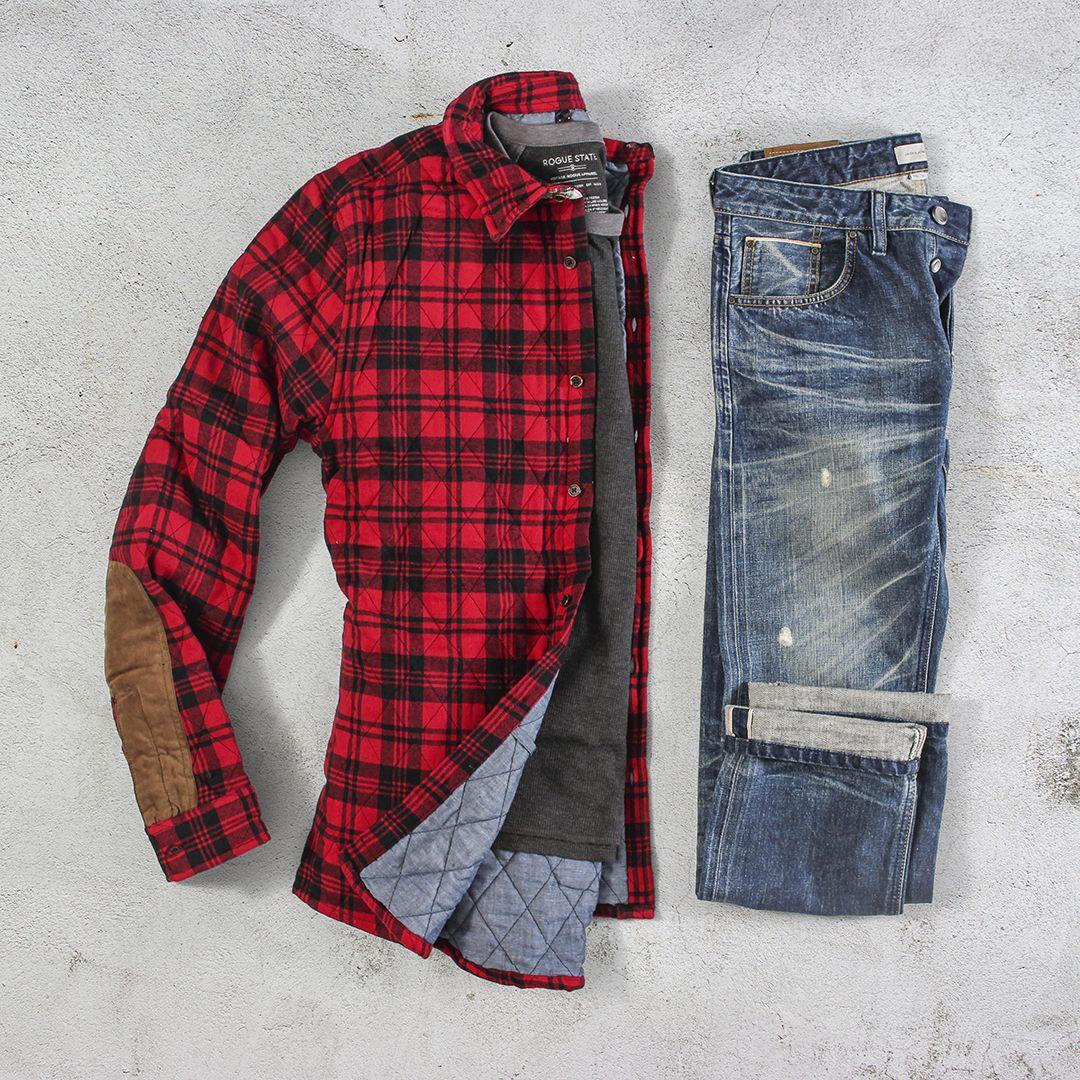 Trendy butler red flannel  Pin by Al Thompson on Menus Fashion  Pinterest  Mens fashion