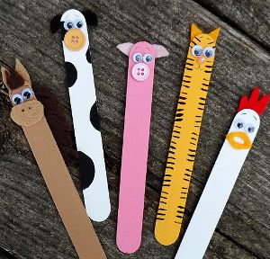 What to Make with Popsicle Sticks: 50+ Fun Crafts