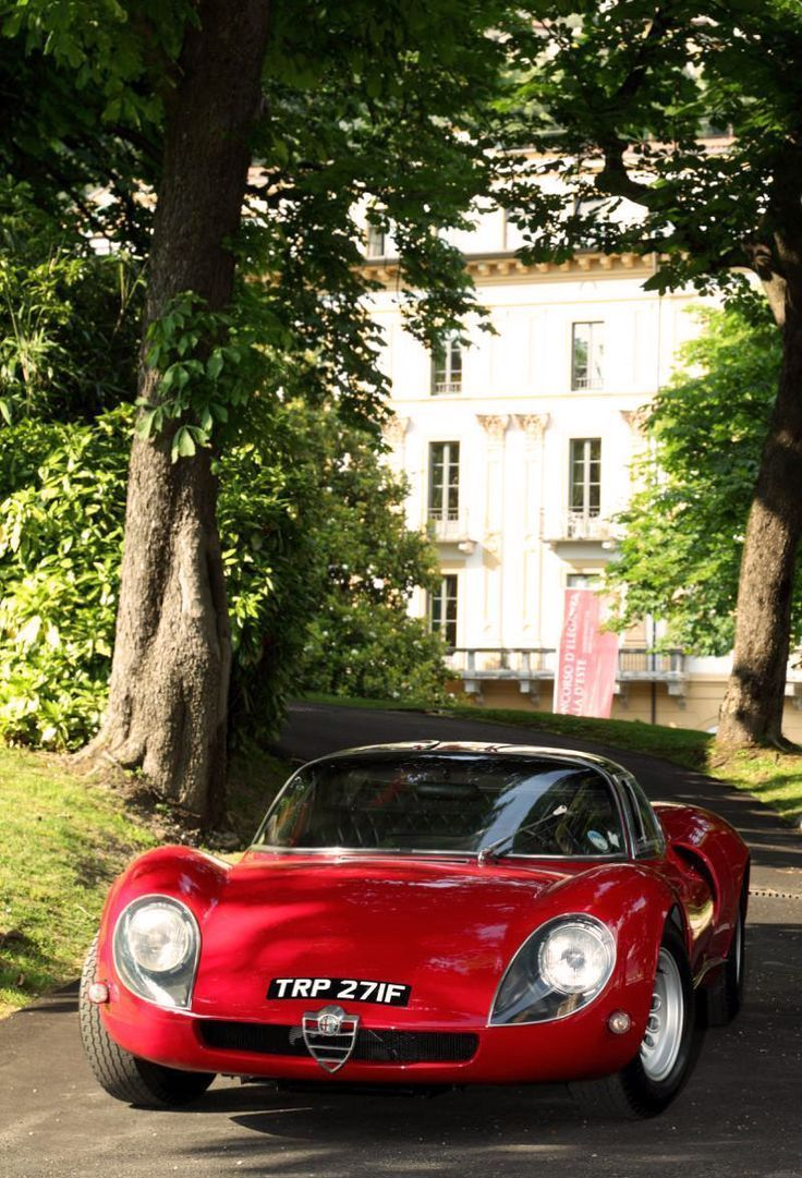 """pizzadolllana """"Alfa Romeo Tipo 33 Stradale (1968"""