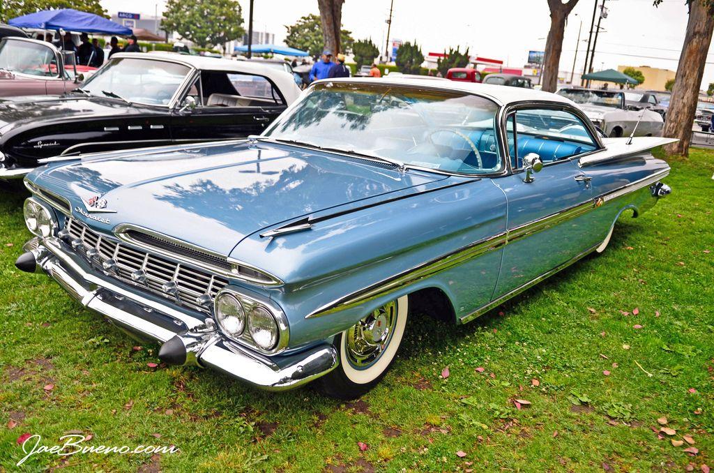 2011 ~ Classic Lowriders Car Show ~ Inglewood