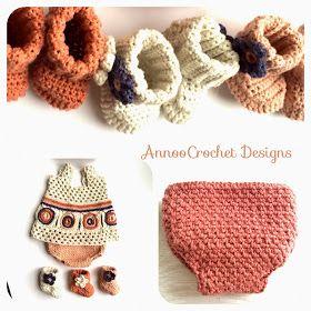 Annoo's Crochet World: Newborn Diaper Cover Free Pattern