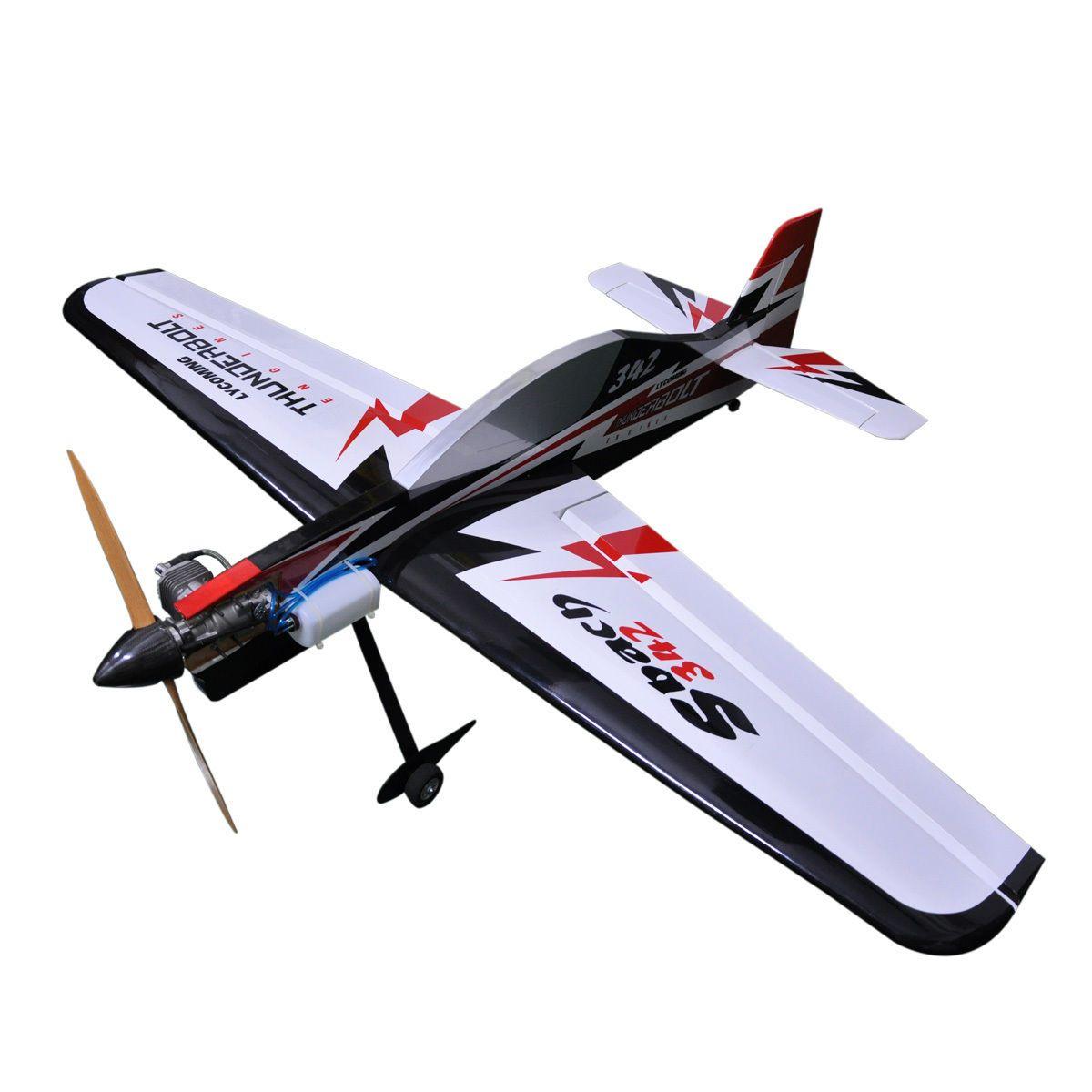 Details about 3D Aerobatic Flight Model Gas 20cc RC airplane