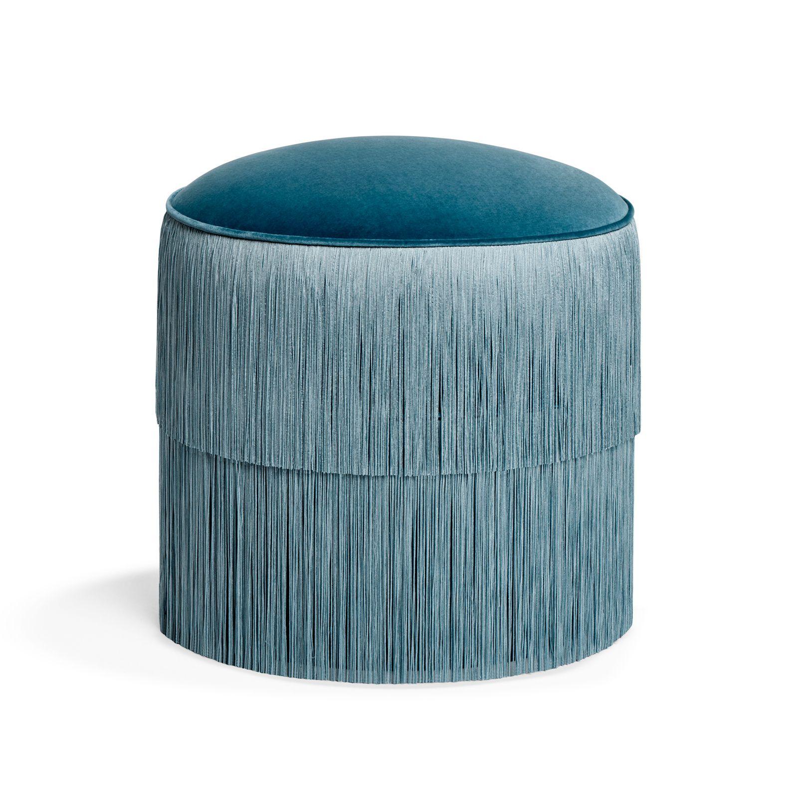 Fringes Stool By Munna Design Furniture Vintage Furniture Ottoman