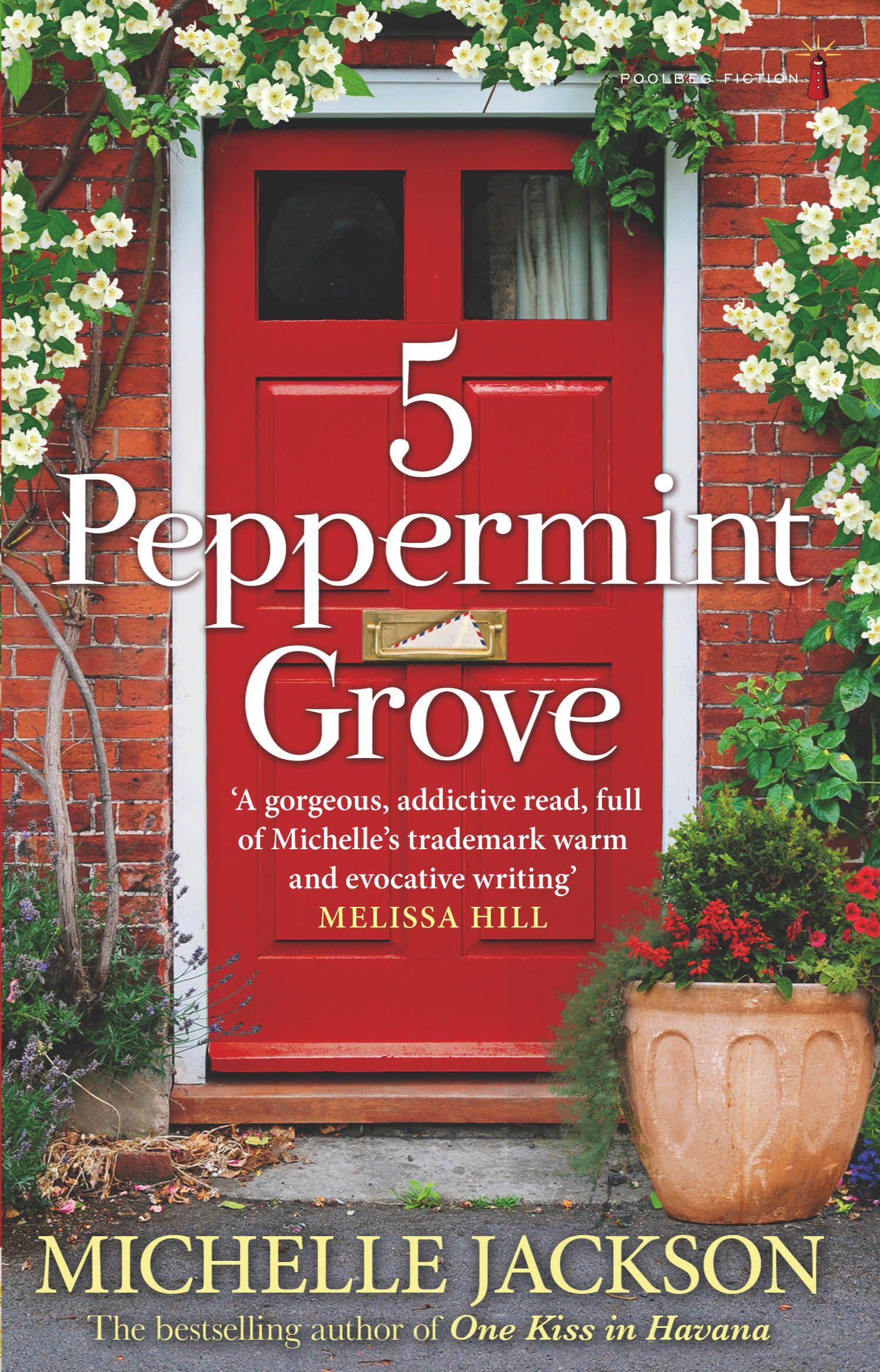 5 Peppermint Grove by Michelle Jackson. Sometimes suburban bliss isn't all that it seems!