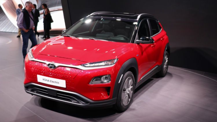 2018 full year germany bestselling electric car brands