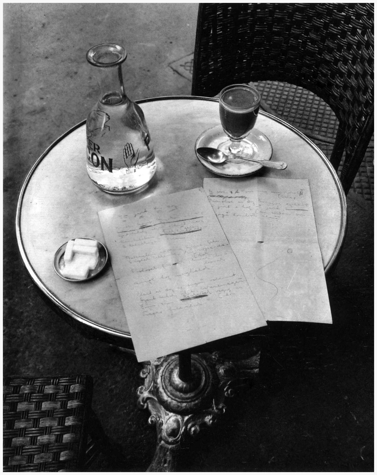 Andr Kert Sz  Paris, 1927