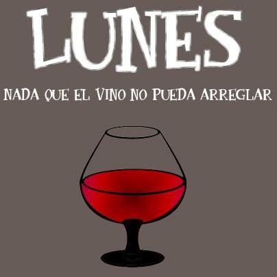 #FelizLunes ¡ya pasó lo peor! Es el momento de un moderado #RiberaDelDuero con la comida.