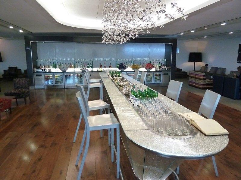 Ba Lounge Terminal 3 >> London Lhr T3 British Airways Business Class Lounge Lounge
