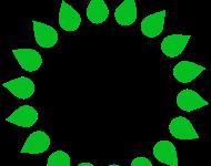 صور اشكال شفافة للتصميم صورة شفافة دائرية