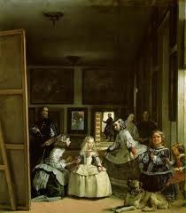 Velazquez, Las Meninas, 1656... My Boyfriend... I love him and his work!!