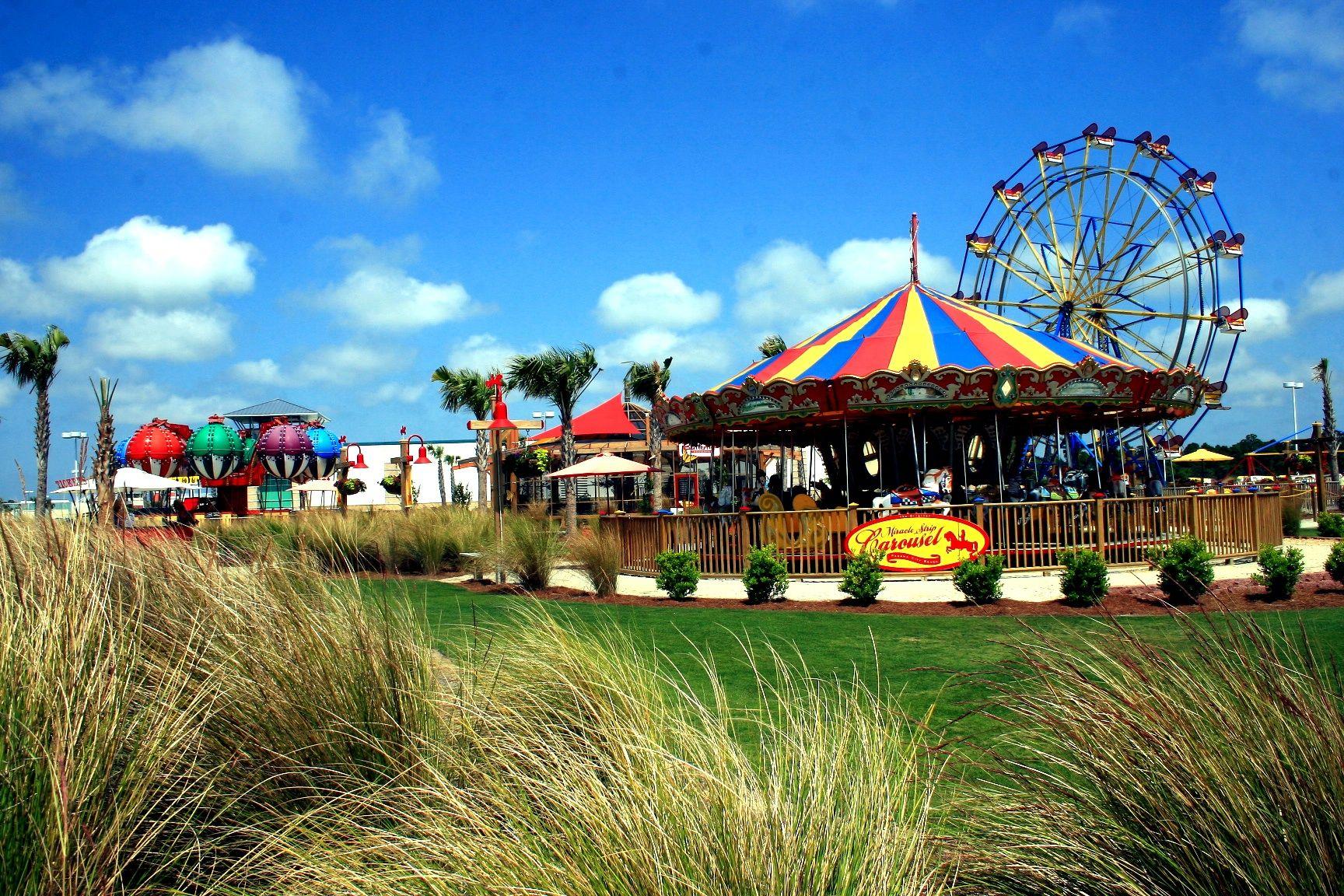 miracle strip at pier park can t wait summer panama city rh pinterest com
