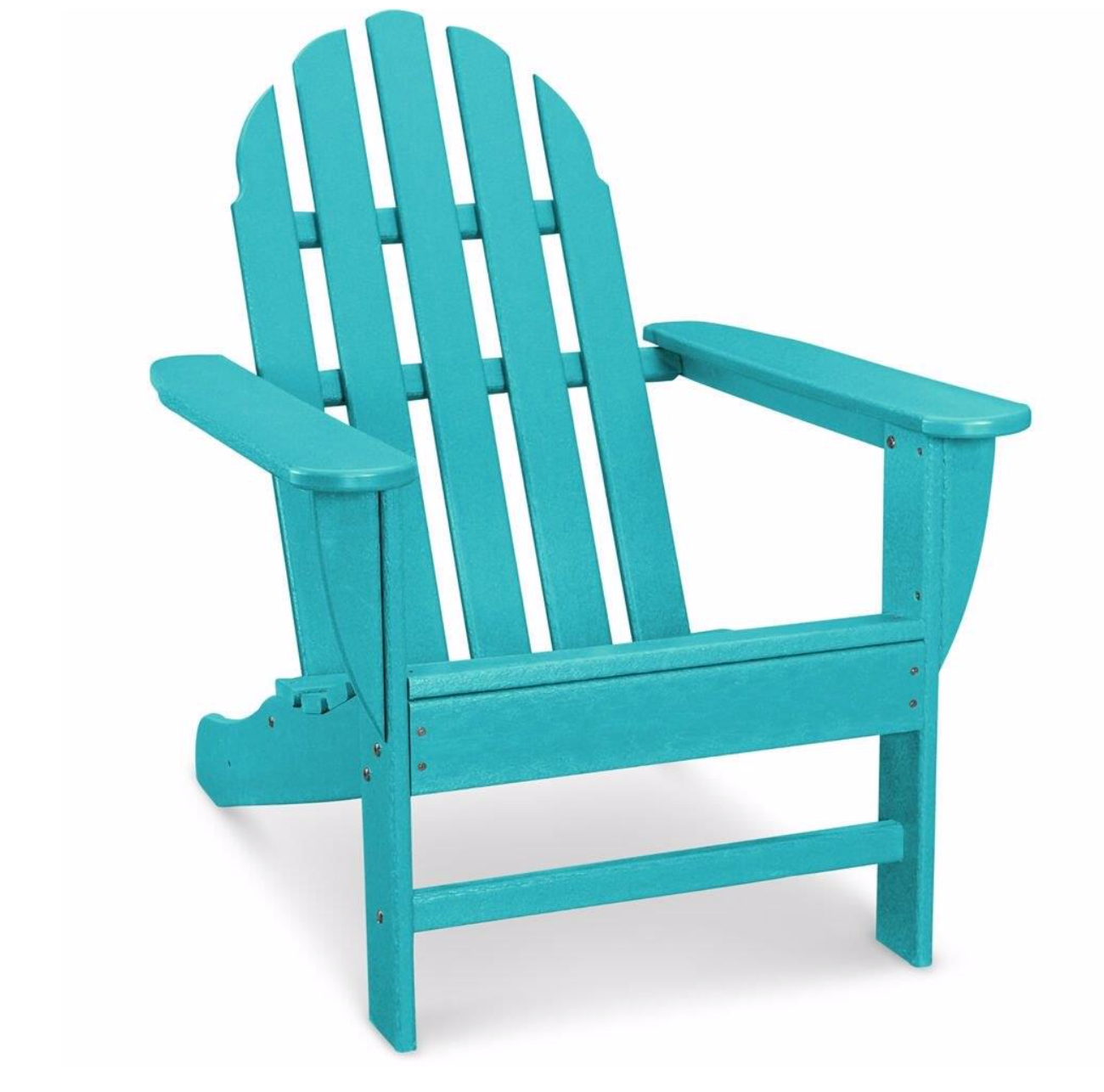 Sit back and relax with a traditional Adirondack Chair