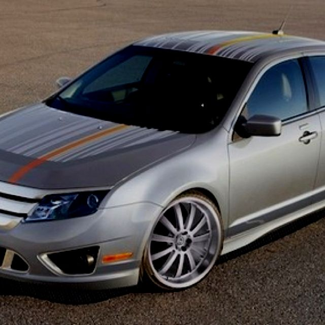 Custom 2010 Ford Fusion Ford Fusion Ford Fusion Custom Ford