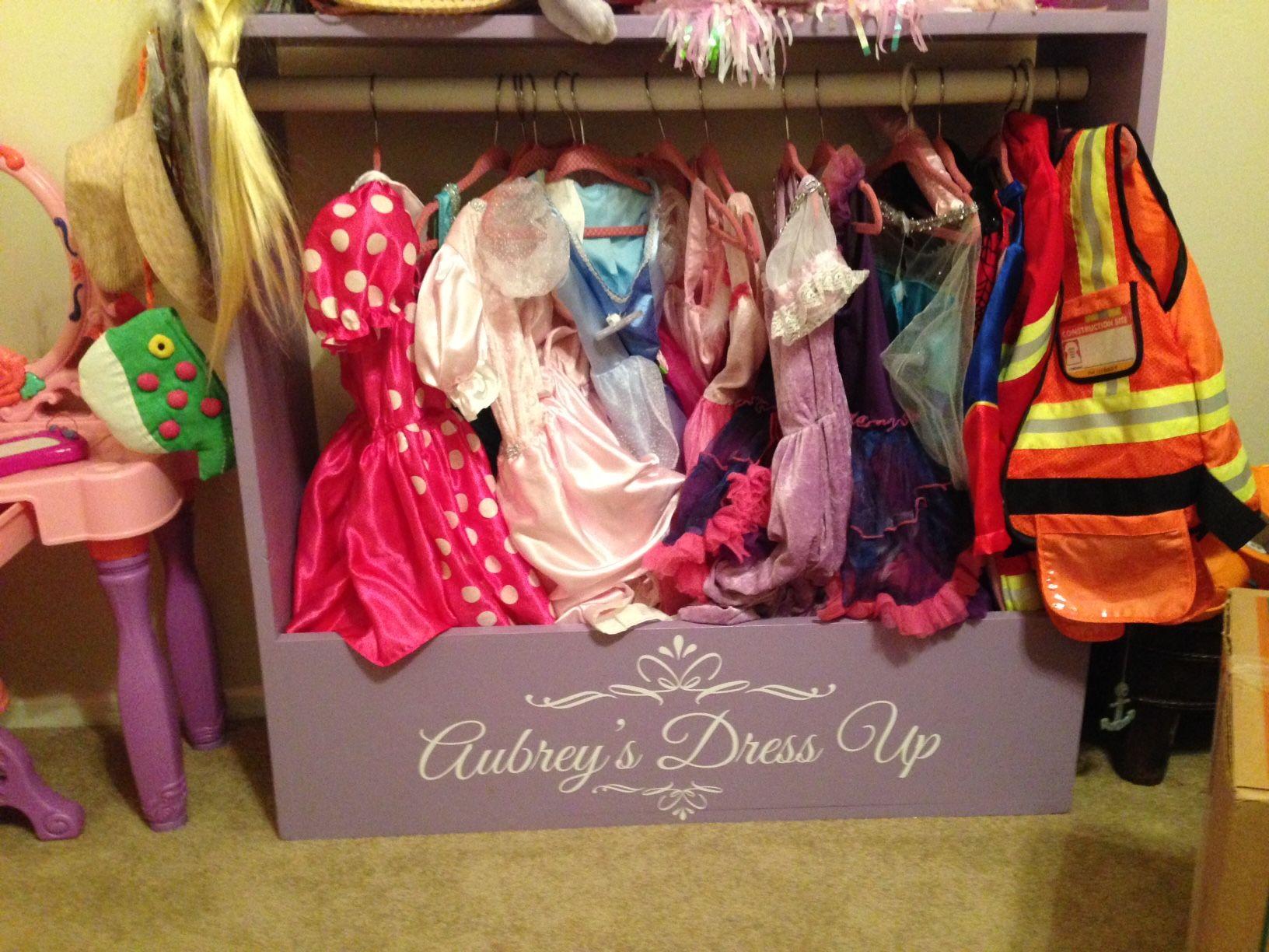 49++ Dress up box ideas