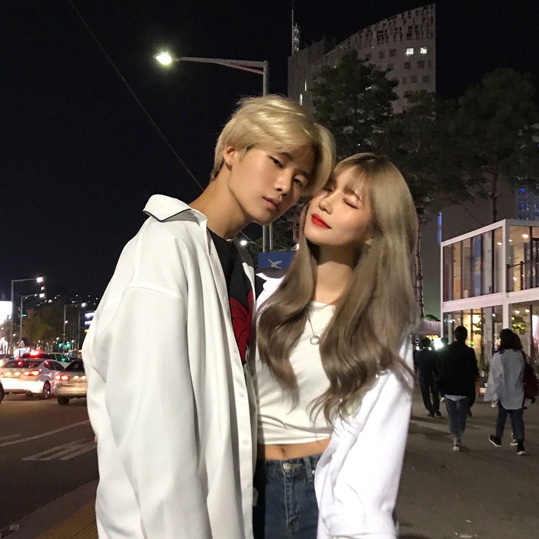 Cute couple ulzzang love Korean Ulzzang Couples t