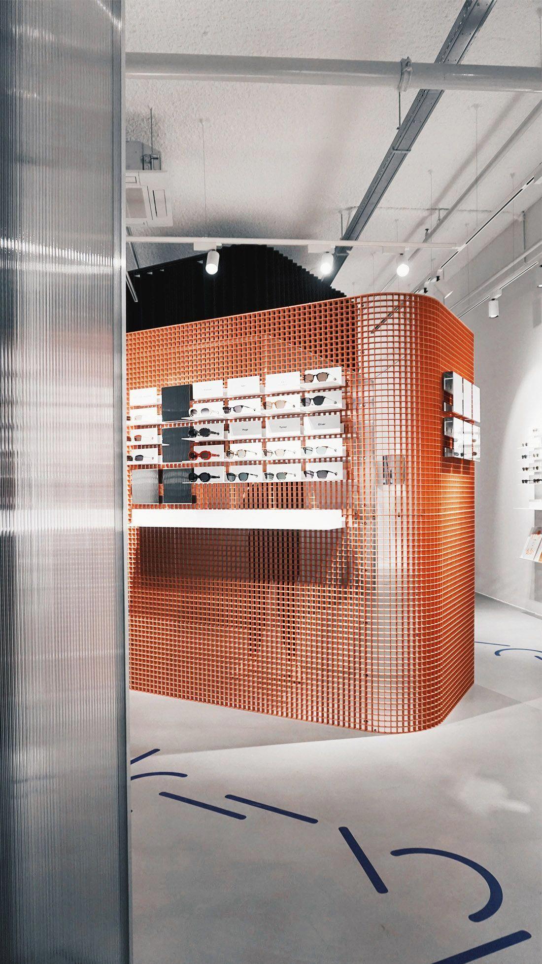 De Mooiste Brillenzaak Ace Tate Eindhoven The Interior Gatherer Commercialinteriors Commercial Design Design Store Design
