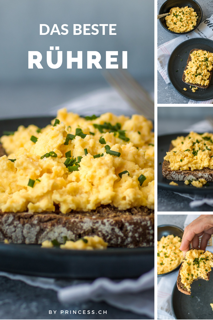 Photo of Das beste Rührei-Rezept zum Frühstück! Versprochen.