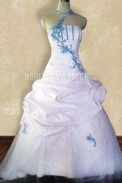 Mariage de couleur avec le bleu ciel for Robes bleu ciel pour un mariage
