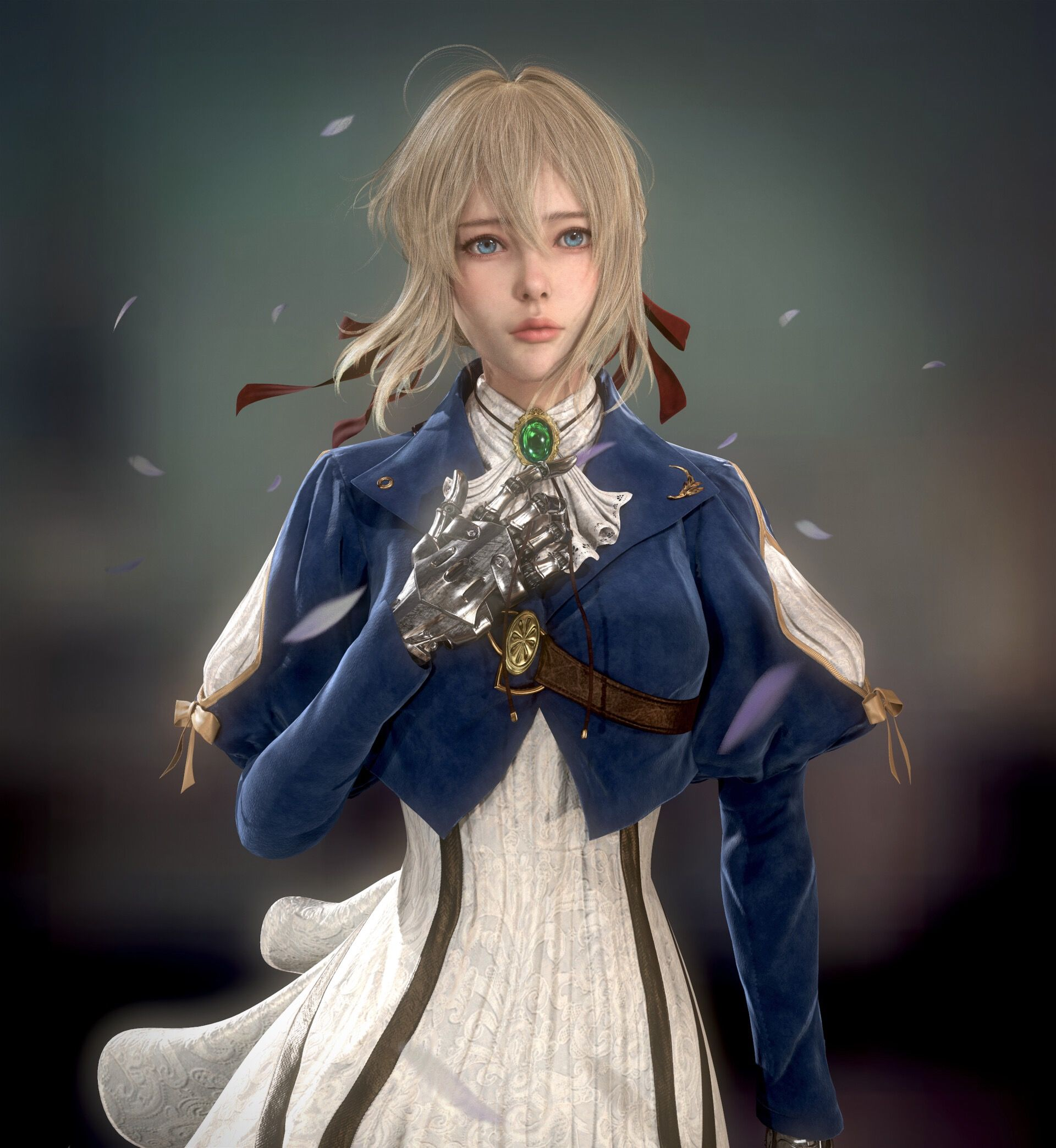 Pin by Nameless on Anime (With images) Fan art, Violet