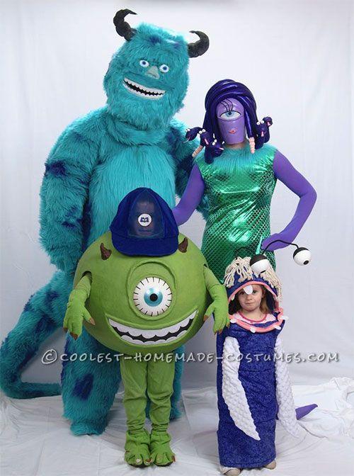 Family Themed Halloween Costume Ideas | Family Themed Halloween ...
