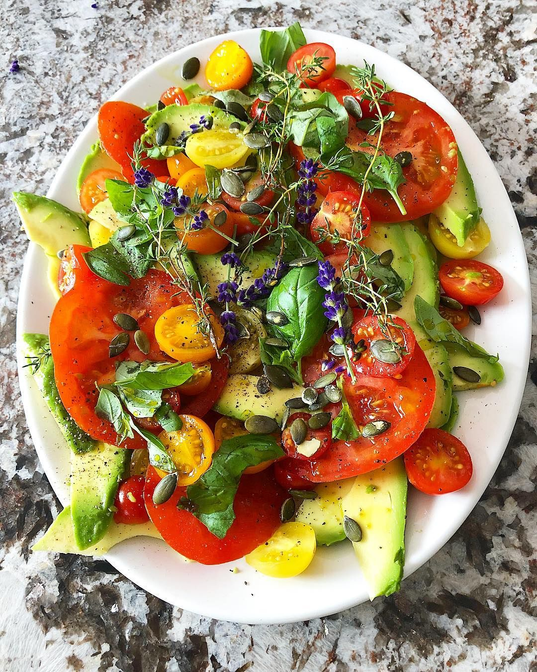 25+ Heritage Tomato Salad Recipe