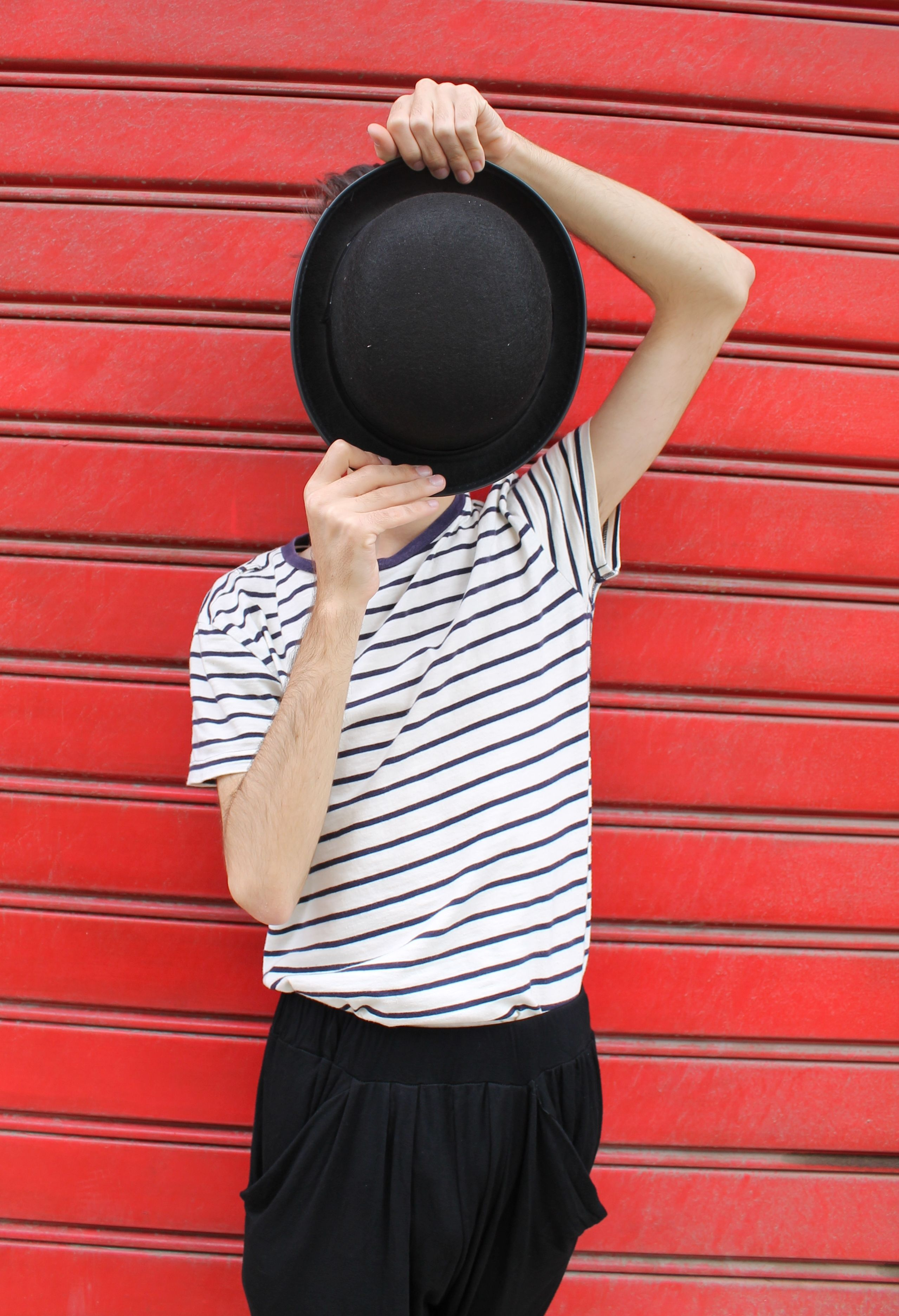 #fashion  #italy #hat