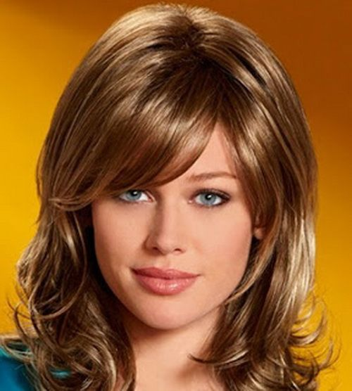 medium length haircut for medium length hairstyles for 50 search 3277