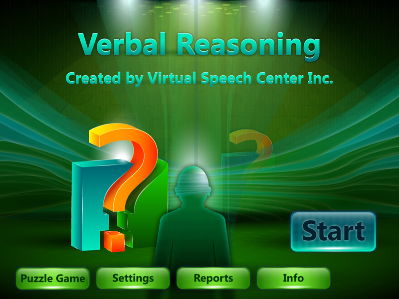 App Review and Giveaway Verbal Reasoning by Virtual