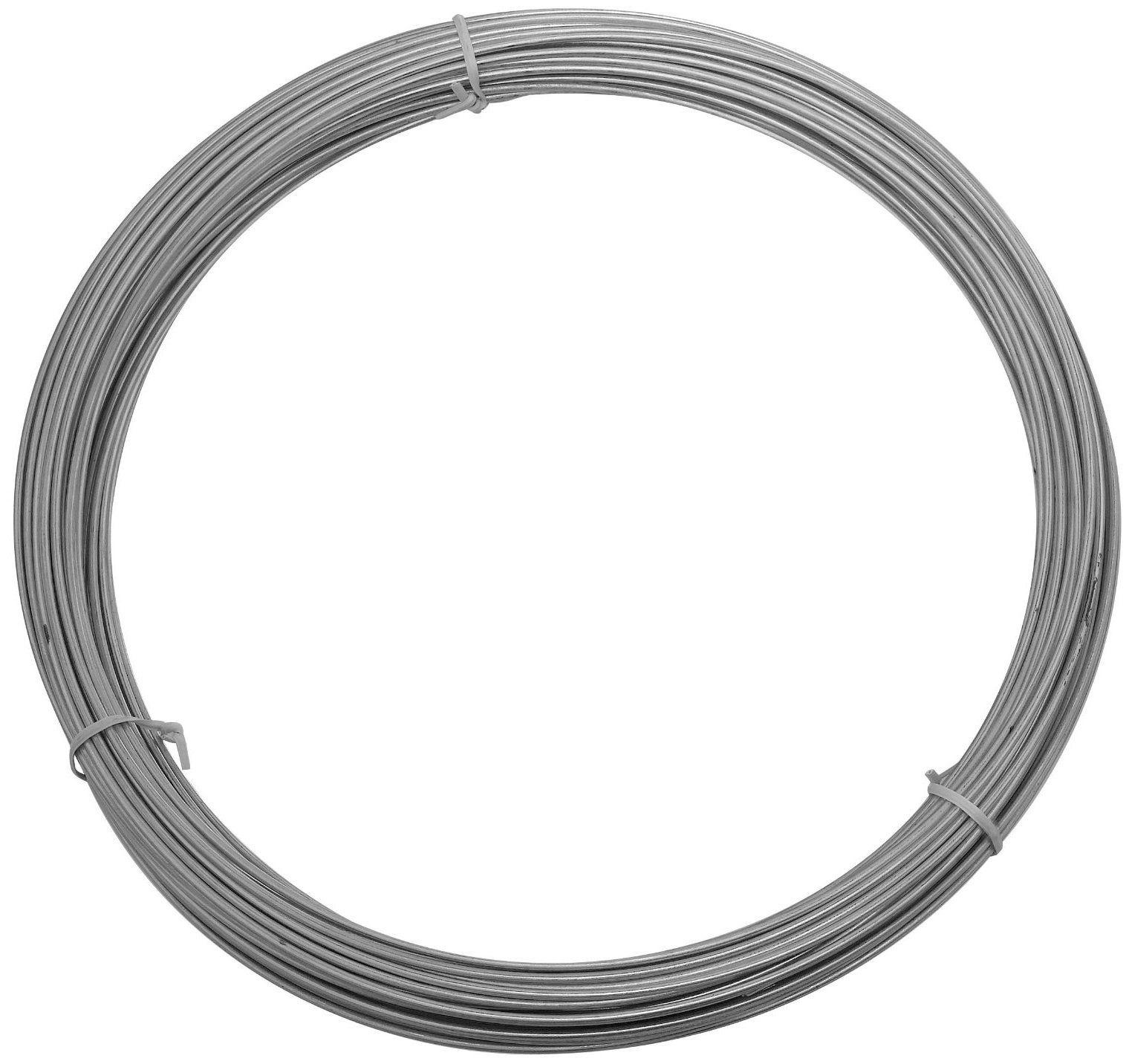 National hardware n bc wire steel galvanized gauge