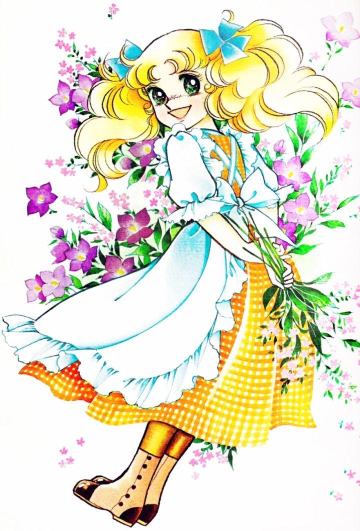 candy candy ilustraciones de yumiko igarashi parte 3 イラスト キャンディ イラスト イラストポスター