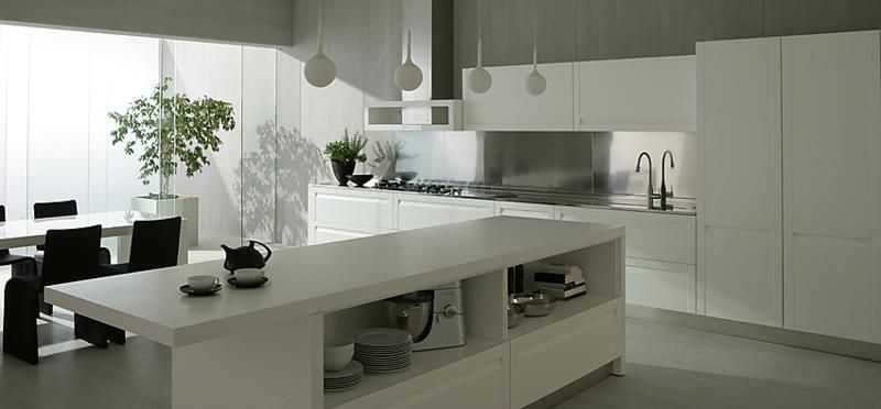 Cucina total white | Idee per la Vs Casa! | Pinterest | Cucina