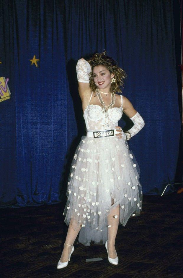 Vintage 80u0027s  Boy Toy  Madonna - fabulous costume!  sc 1 st  Pinterest & Vintage 80u0027s