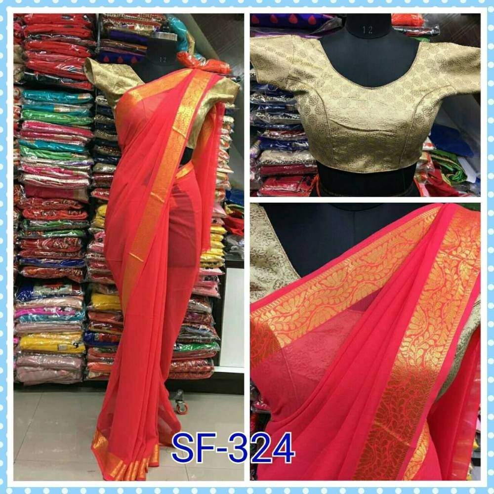 INDIAN STUNNING ETHNIC DESIGNER SAREE PAKISTANI PARTYWEAR GEORGETTE SARI 338 #ethnicitybynupur #sariSAREE  contact 8588962457