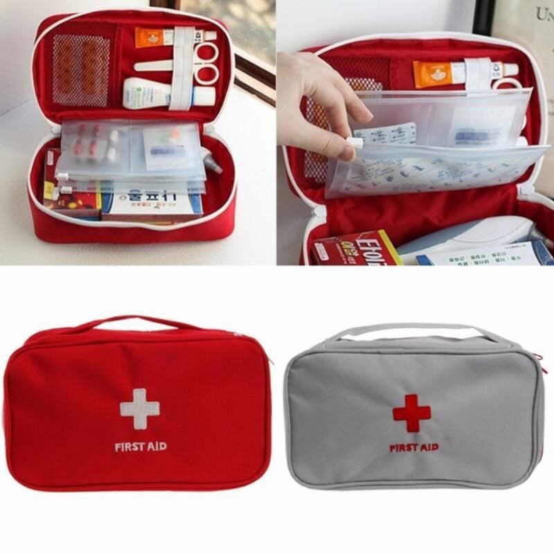 Outad First Aid Kit Empty Emergency Portable Medical First Empty Emergency Kits Portable Medical Package Outdoor Tour Emergency Bag Medical Bag First Aid Kit
