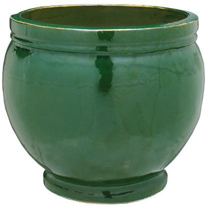 glazed malay pot 47cm at homebase be inspired and. Black Bedroom Furniture Sets. Home Design Ideas