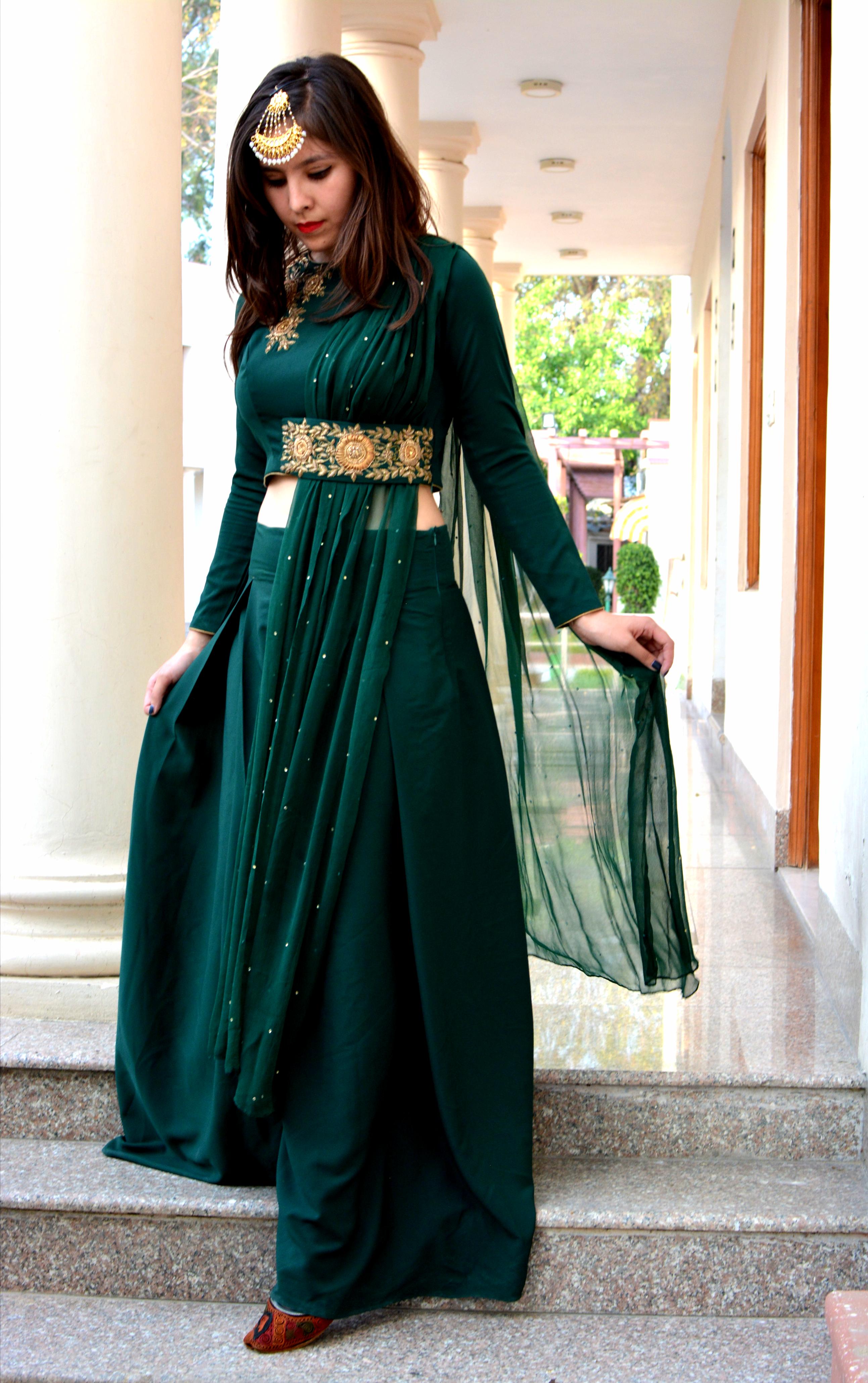 2b3210b836cebd IndianWear #Ethnic #Gorgeous   Ethnic Wear in 2019   Lehnga dress ...