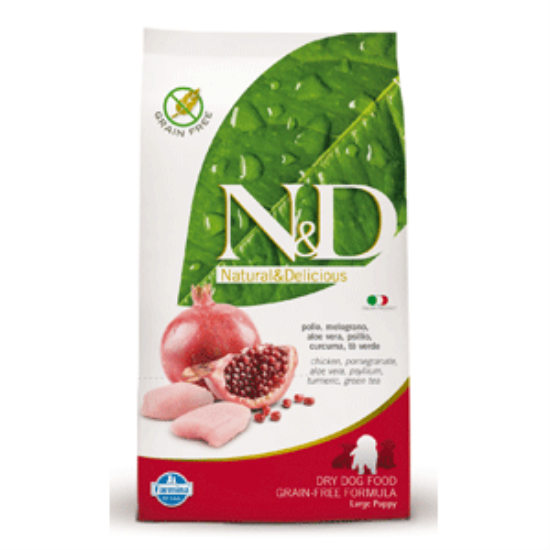 ND Grain Free Large Breed Puppy Dog Food Dry dog food