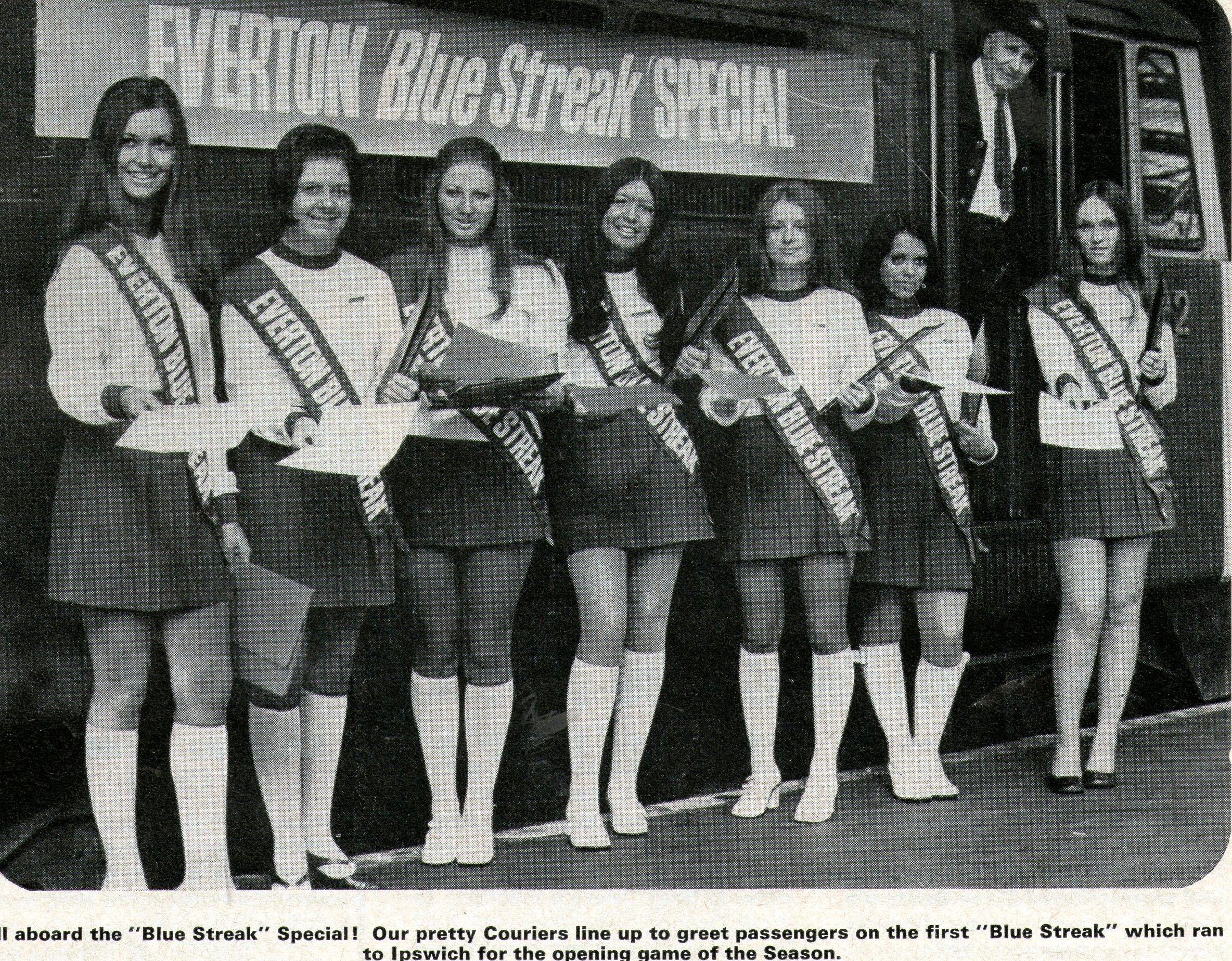 Blue Streak special, 1971