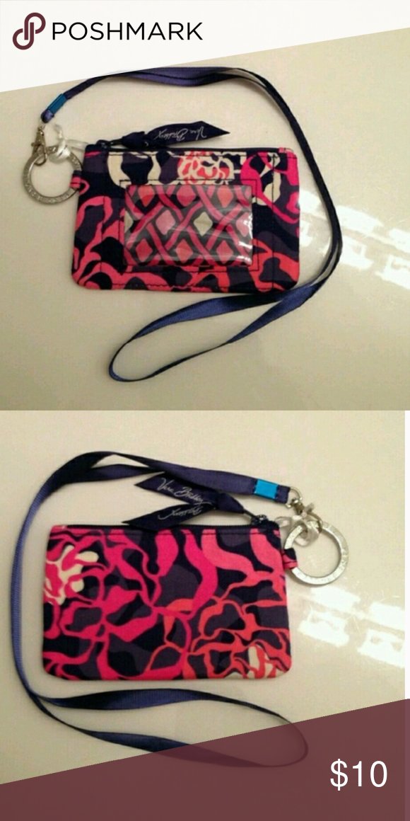 Vera Bradley Comes with lanyard Accessories