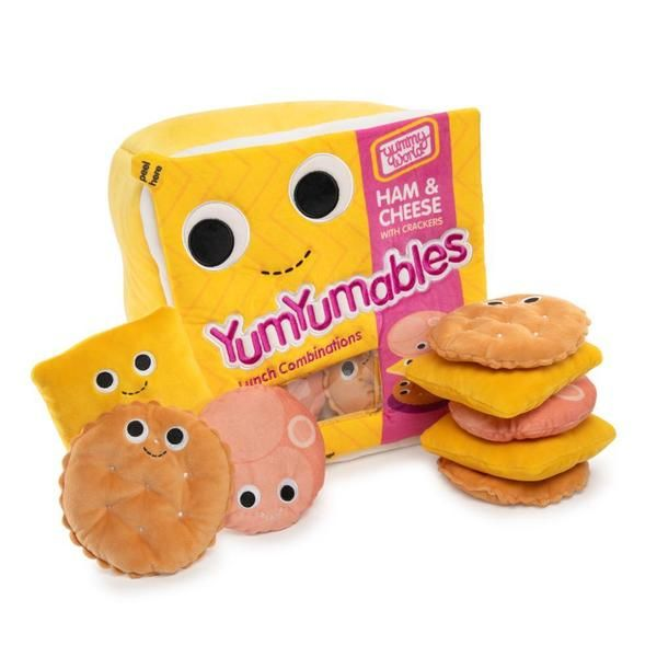 Yummy World Zoey and the YumYumables XL Plush (PRE