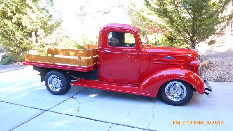 1937 Chevrolet Flatbed Truck For Sale In Grass Valley California