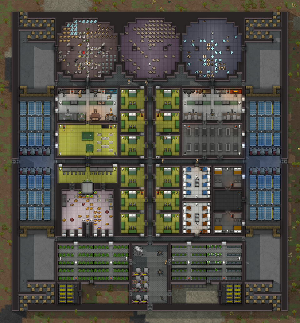 39++ Rimworld maps info