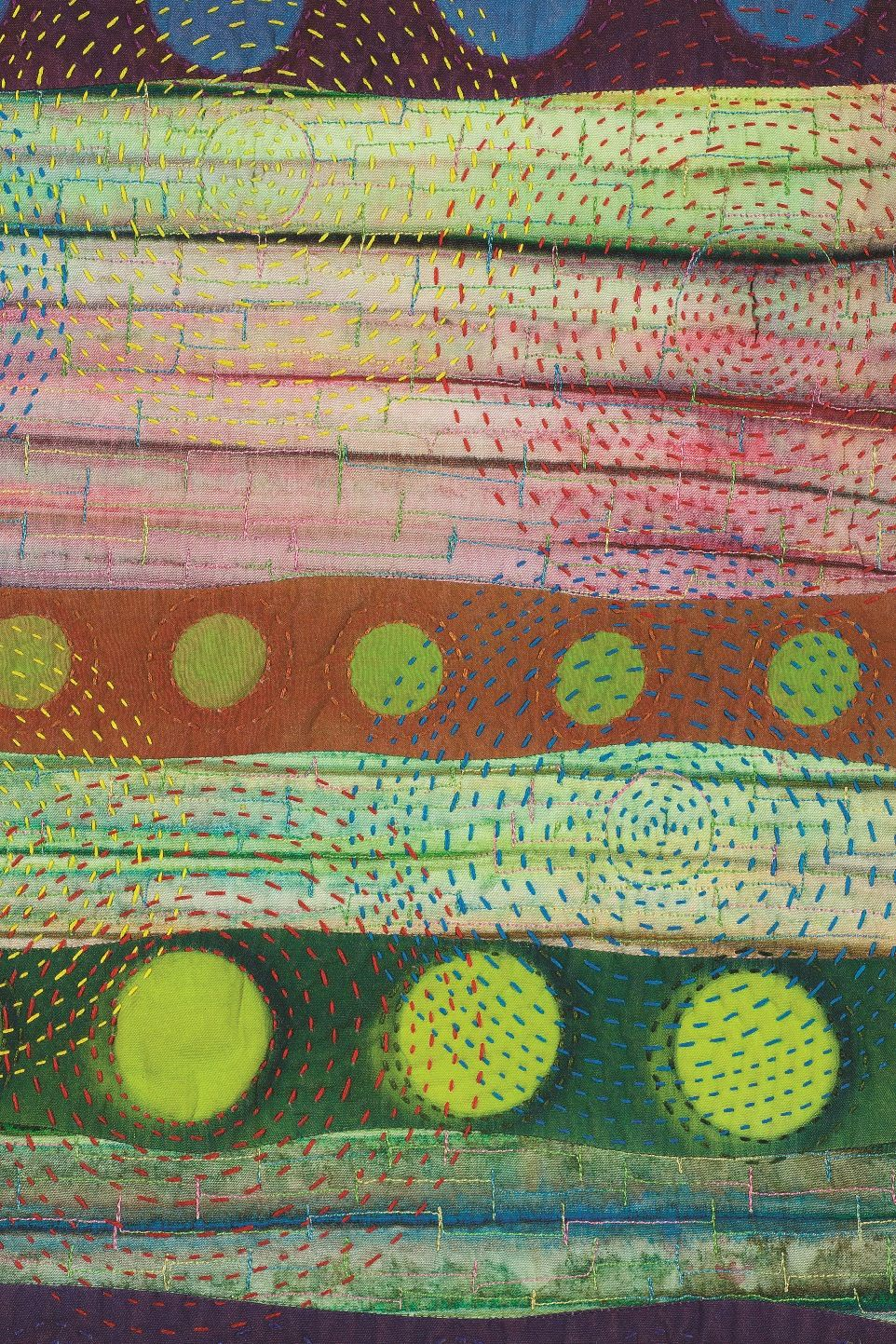 Fiber Visions: New Legacies: Contemporary Art Quilts