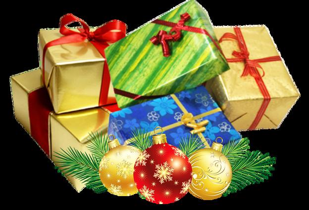 Christmas Present Group Transparent Background Christmas Png Image Christmas Background Free Christmas Shopping Online Logo