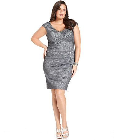 Big Size Dress | Plus Size Cocktail Dresses for Large Sized ...