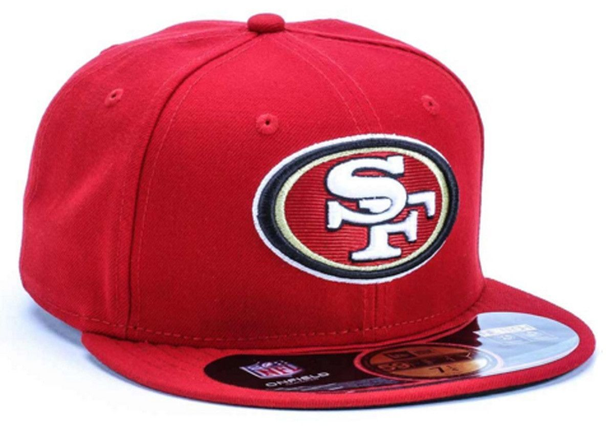 dirt cheap classic fit sells NFL SAN FRANCISCO 49ers New Era 59Fifty Youth OnField Performance ...