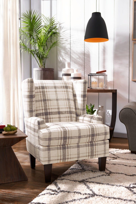 Rowan Accent Chair Cheap Living Room Furniture White Furniture