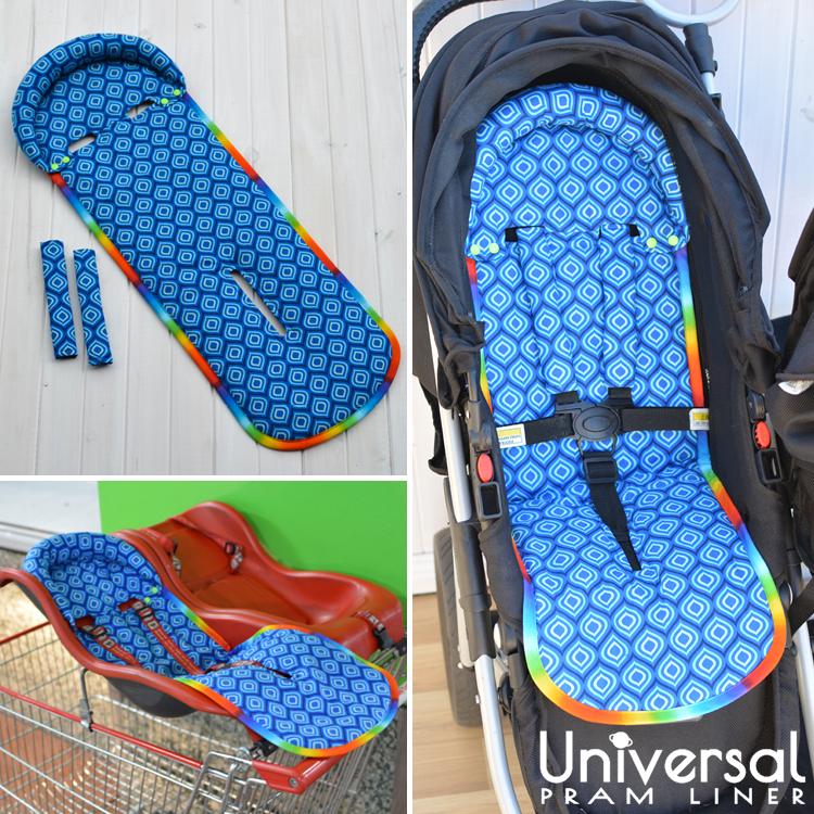 Universal Pram Liner Pattern Baby Gifts Pinterest
