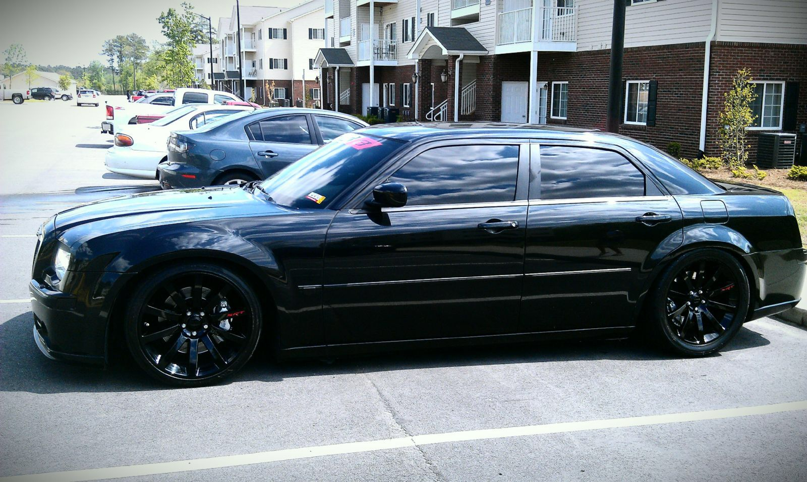Pin By Pray On 300 C Chrysler 300 Srt8